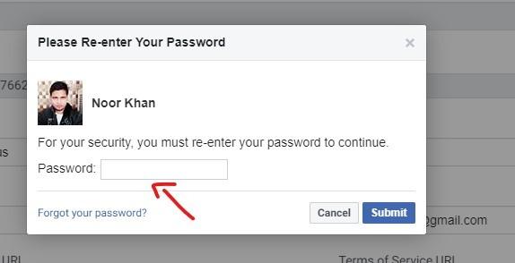 facebook app secret