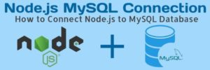 node.js mysql connection