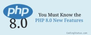 what are the new features in php 8
