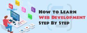 learn web development step by step
