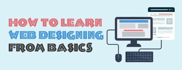 learn web designing from basics